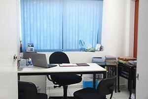Consultório da Clínica Zeminian